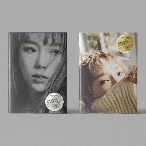 Taeyeon- 2e repackage album (Purpose)