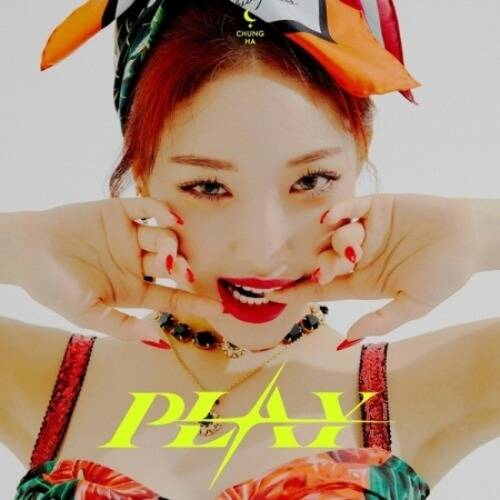 Chung Ha (청하)- Single album (Maxisingle)