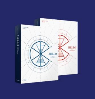CIX (씨아이엑스)- 3e mini album (HELLO Chapter 3. Hello, Strange Time)