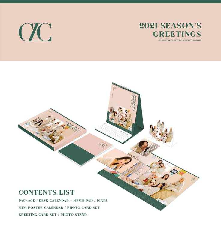 CLC- Season's Greetings 2021