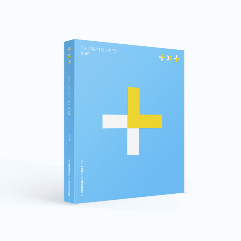 TXT (투모로우바이투게더) - Debut album (The dream chapter: Star)