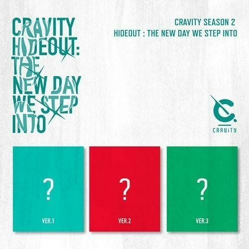 Cravity (크래비티)- Season 2 (Hide out: The new day we step into)