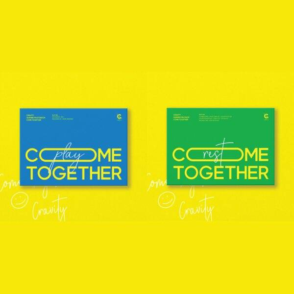 Cravity- Come together (Summer Photobook)