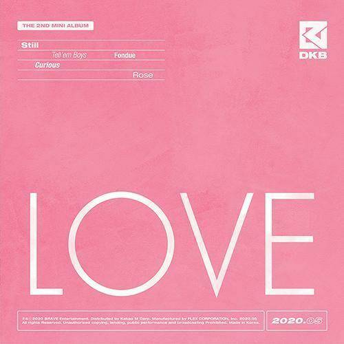 DKB (다크비)- 2e mini album (LOVE)