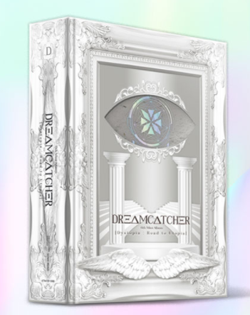 Dreamcatcher (드림캐쳐)- 6e mini album (Dystopia : Road to Utopia) Limited edition versie D
