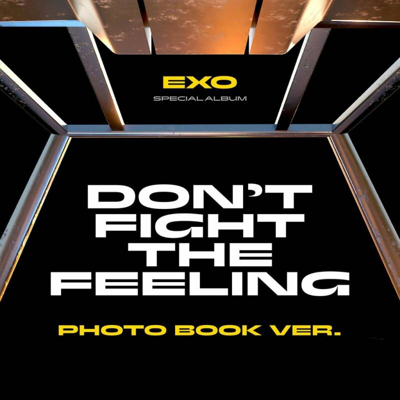 Exo (엑소)  - Special album (Don't fight the feeling / Photobook 2)