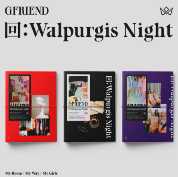 GFriend- Album (回:Walpurgis Night)