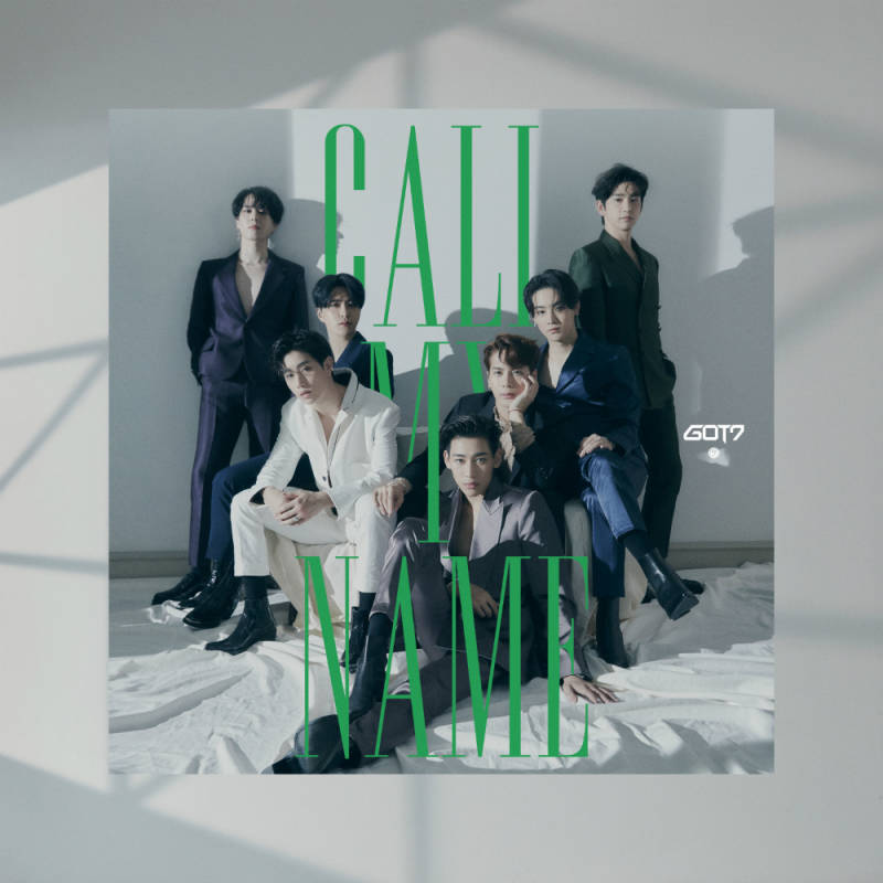 GOT7 (갓세븐)- 5e mini album (Call my name)