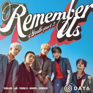 Day6 (데이식스) - 4e mini album (Remember us: Youth part 2)