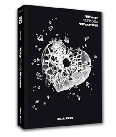 KARD (카드)- 1ste single album (Way with words)