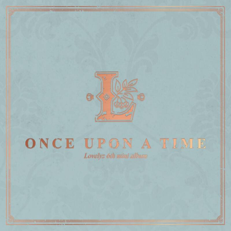 Lovelyz (러블리즈)- 6e mini album (Once upon a time)/ normal edition