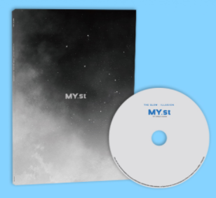 MY.st (마이스트)- 1ste single album (The Glow: Illusion)