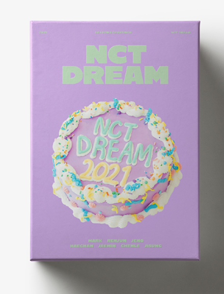 NCT Dream -Season's Greetings 2021