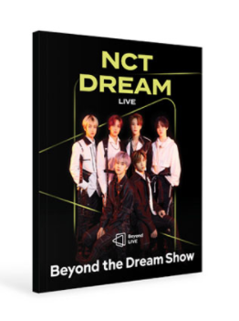 NCT Dream- Beyond Live Brochure (Beyond the Dream Show)