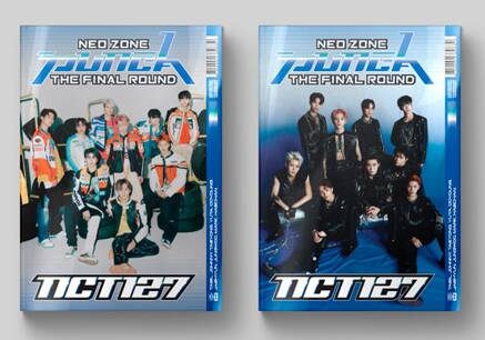 NCT 127 (엔시티 127)- 2e Repackage album (NCT #127 Neo Zone: The final rond)