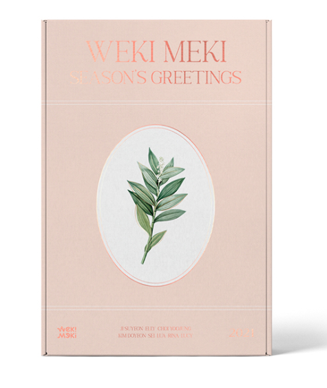 Weki Meki- Season's Greetings 2021