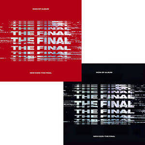 Ikon (아이콘) - EP album ( New kids: The final)