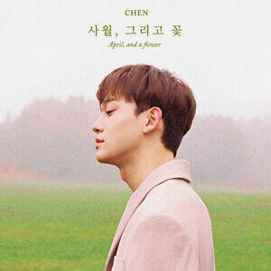 EXO: Chen (첸)- 1e mini album (April, and a flower) KINHO VERSIE