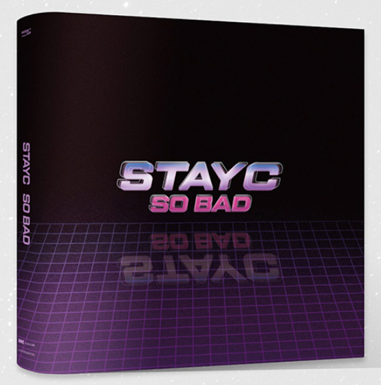 Stayc (스테이씨)- 1ste single album (Star To A Young Culture)