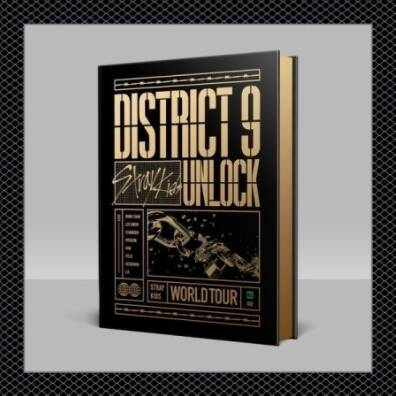 Stray Kids (스트레이 키즈)- World tour (District 9 'Unlock') in Seoul DVD