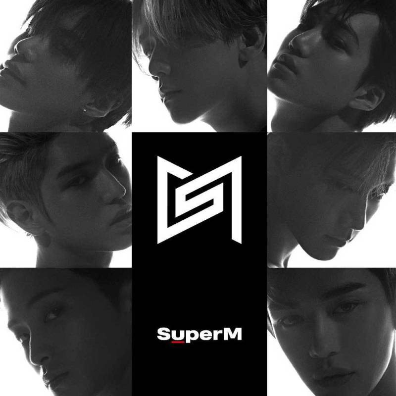 SuperM- 1ste mini album  ( SuperM)/ Korean version)