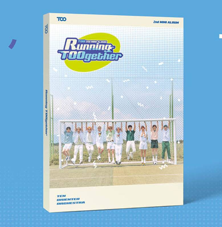 TOO (티오오) - 2e mini album (Running TOOgether)