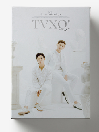 TVXQ- Season's Greetings 2021