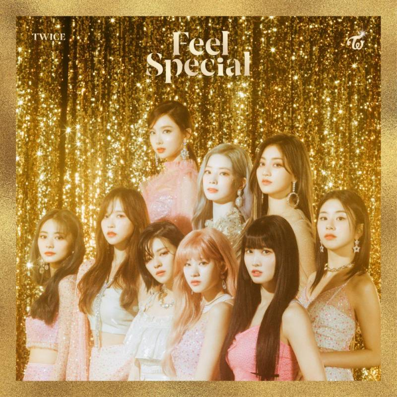 Twice (트와이스)- 8ste mini album (Feel Special)