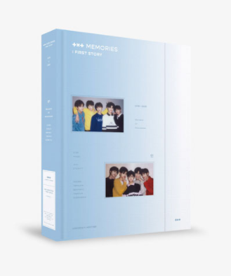 TXT (투모로우바이투게더) - Memories: First Story (Photobook)