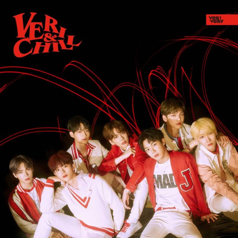 VERIVERY (베리베리)- 1ste single album (Veri- Chill)