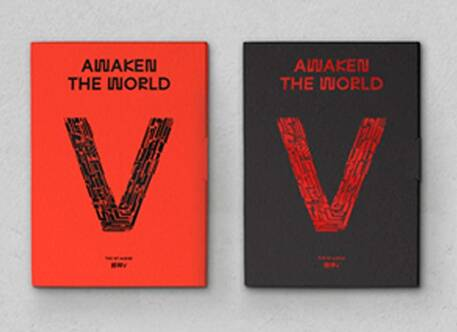 WayV (웨이션V)- 1ste album (Awaken the World)