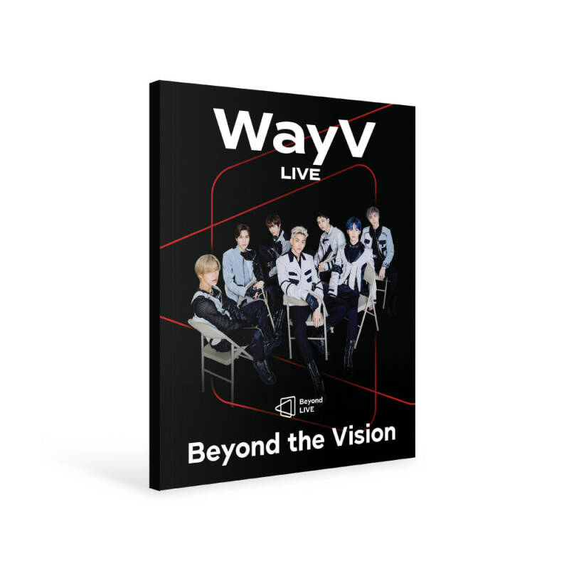 WayV- Beyond Live Brochure (Beyond the Vision)
