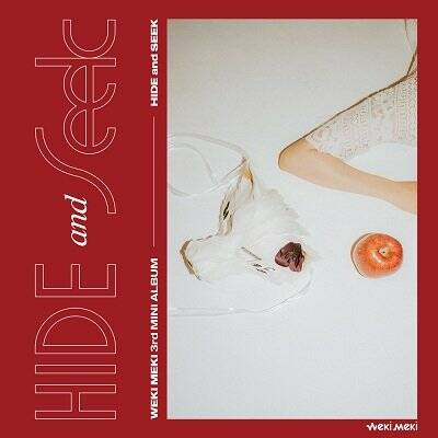 Weki Meki ( 위키미키)- 3e mini album (Hide and Seek)
