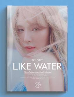 Wendy (웬디)- 1ste mini album (Like Water) Photobook version