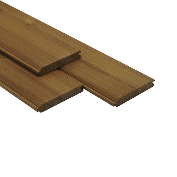 tand en groef thermowood 26 x 142 x 1800 mm