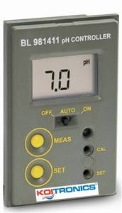 Industrial pH controller