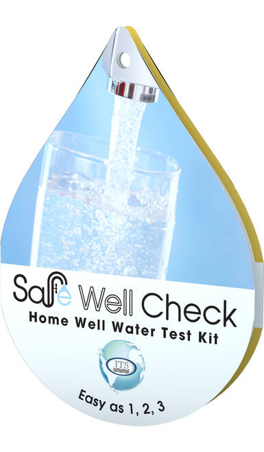 Safe Well Check / Grondwater test
