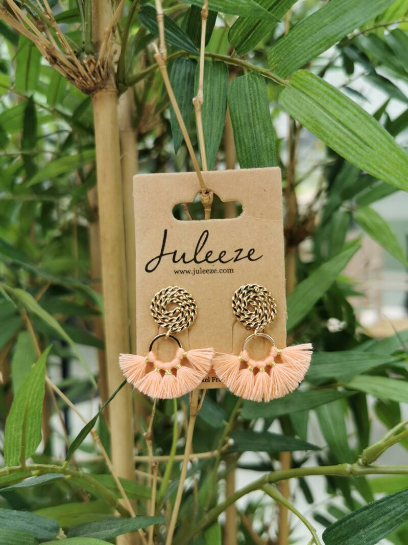Earrings Peachy Juleeze