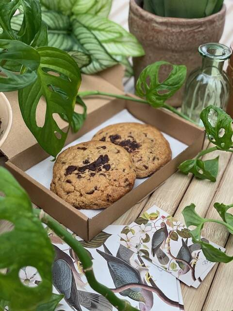 Bluebirds Cookies - Chocolate Chip Cookie 2 stuks