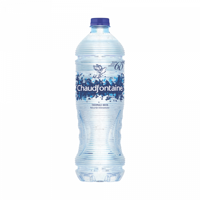 Chaudfontaine Blauw water 50cl