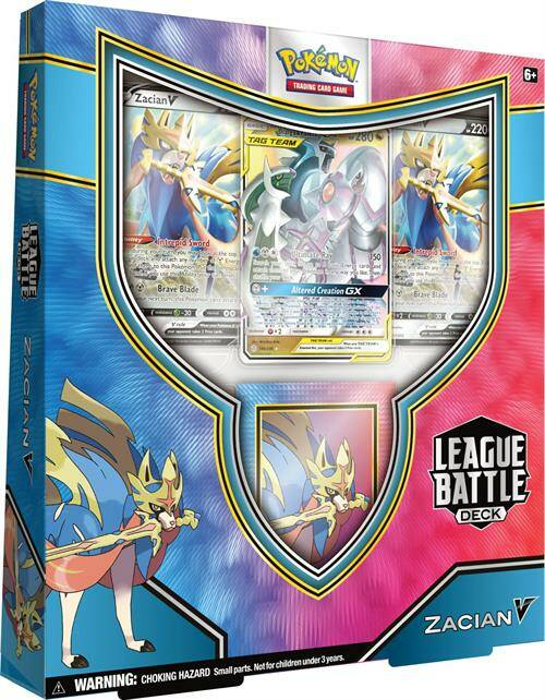 Pokémon League Battle Deck - Zacian V