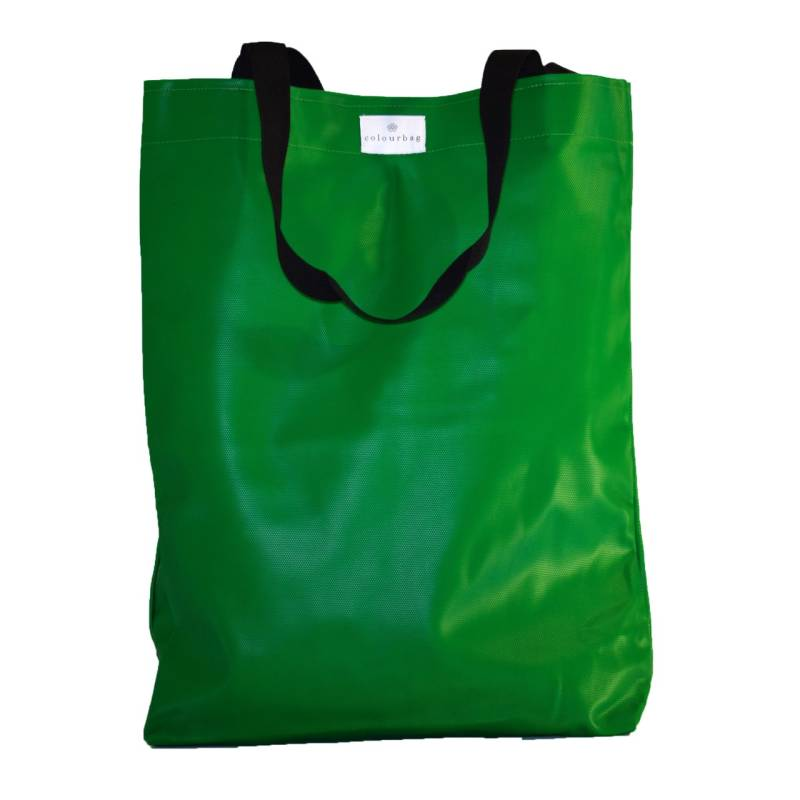 Gorgeous Green - TOTEBAG
