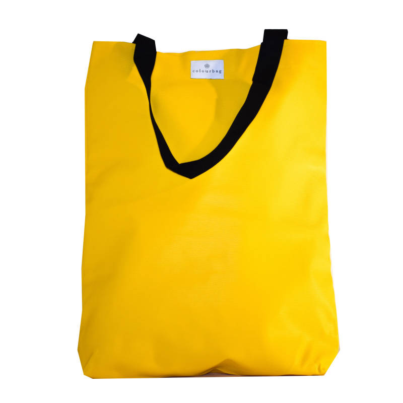 Royal Yellow - TOTEBAG