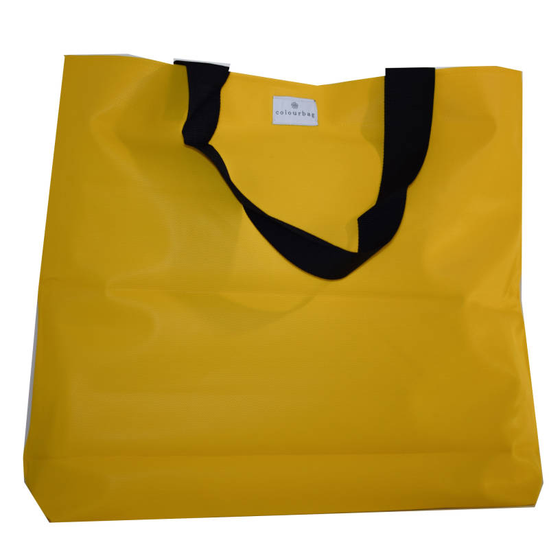Royal Yellow - TOTEBAG XL