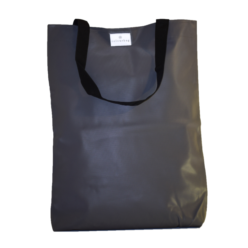 Radiant Gray - TOTEBAG