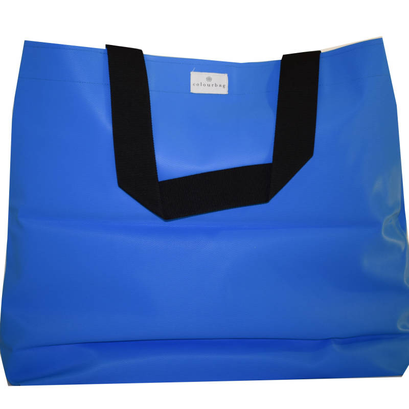 Soothing Blue - TOTEBAG XL