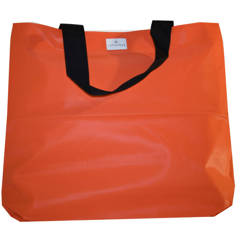 Optimistic Orange - TOTEBAG XL