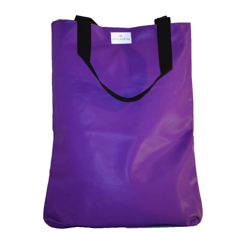 Bubbly Purple - TOTEBAG