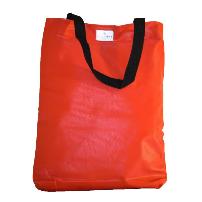 Fiery Red - TOTEBAG