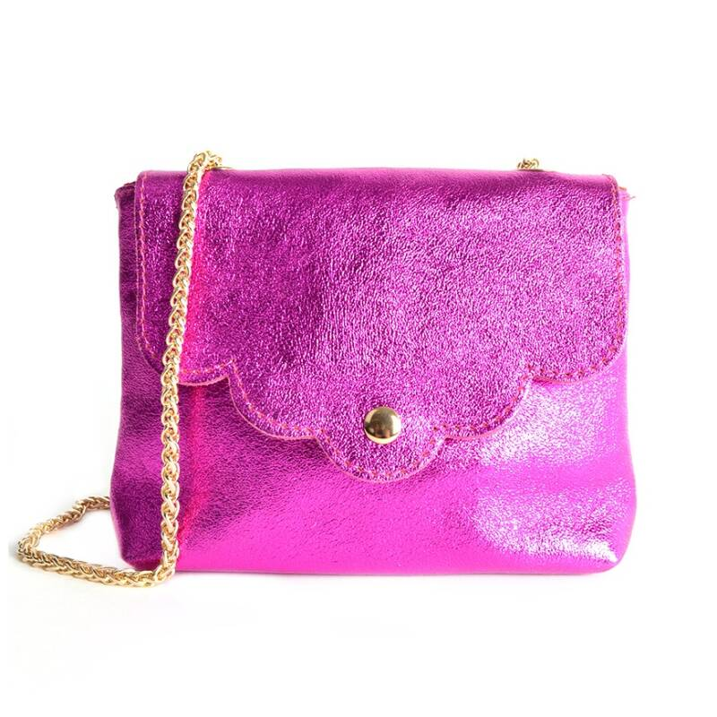 Road to glam bag - pink